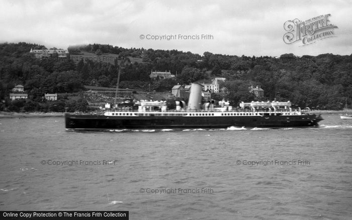 Photo of Glyngarth, The St Tudno Passing 1936