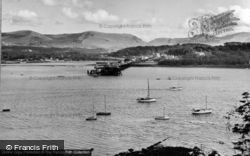 View From Hotel c.1960, Glyngarth