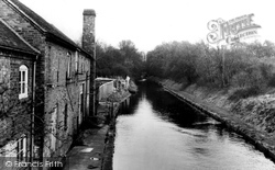 Gnosall, The Wharf And Tunnel c.1955