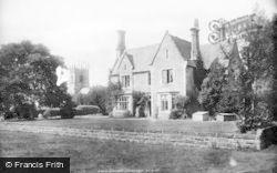 Vicarage 1899, Gnosall