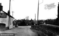 Wharf Bridge c.1960, Gnosall