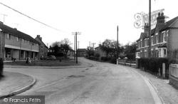Wharf Road c.1960, Gnosall