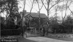 Goathland, Brereton Lodge c.1955