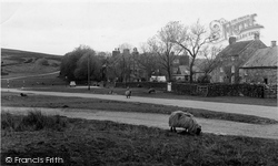 Goathland, Church End c.1955