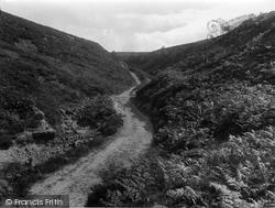 Goathland, Darnholme 1923
