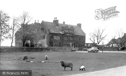Goathland, Mallyan Hotel c.1955