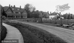 Goathland, Mill Green Way c.1955