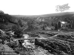Goathland, Moors 1923