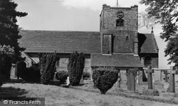 Goathland, St Mary's Church c.1960