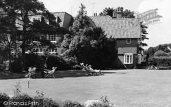 Goathland, The Goathland Hotel Hydro c.1960