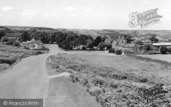 Goathland, The Village 1959