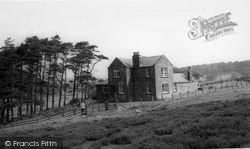 Goathland, The Yha Hostel, Wheeldale Lodge c.1960
