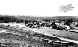 Goathland, Village And Moors 1923