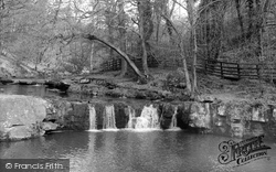 Goathland, Walker Mill Foss c.1955