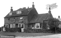 Goathland, Whitfield Hotel c.1955