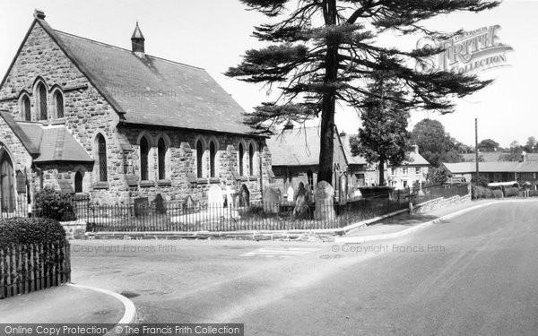 Gobowen, Preeshenlle Chapel c1960