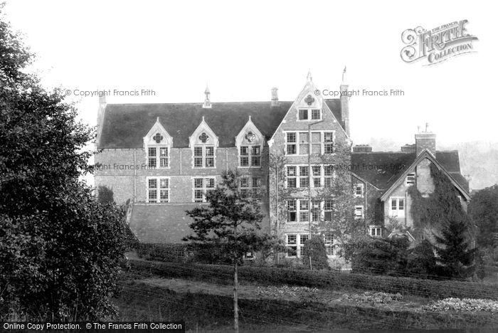 Godalming, Branksome School 1906