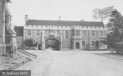 Godalming, Charterhouse 1927