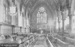 Godalming, Charterhouse, Chapel 1903