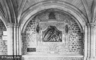 Godalming, Charterhouse Cloisters, South African War Memorial 1906