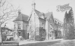 Godalming, Charterhouse, Daviesites 1906
