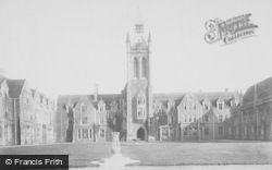 Godalming, Charterhouse, Founders Court 1906