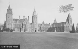 Godalming, Charterhouse, Founders Court 1927