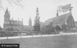 Godalming, Charterhouse, Hall 1927