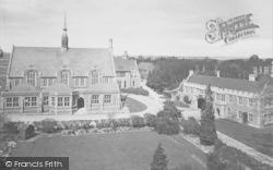 Godalming, Charterhouse, Hall And Brooke Hall 1927