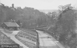 Godalming, Charterhouse Hill 1927