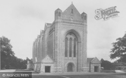Godalming, Charterhouse, Memorial Chapel 1927