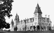 Godalming, Charterhouse School 1895