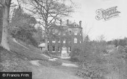 Godalming, Charterhouse, Weekites 1927