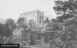 Godalming, Charterhouse, Weekites And Memorial Chapel 1927