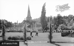 Church Of St Peter And St Paul c.1965, Godalming