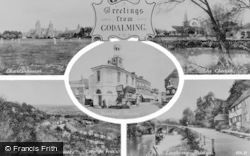 Godalming, Composite c.1930
