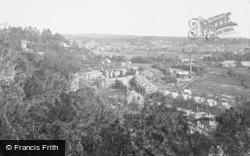 Godalming, From Charterhouse 1922