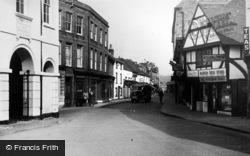 Godalming, High Street c.1955