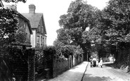 Godalming, Holloway Hill 1910