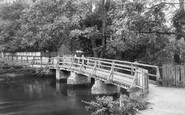 Godalming, Old Boarden Bridge 1906