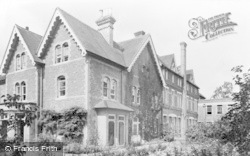 Godalming, Pageites Charterhouse c.1955