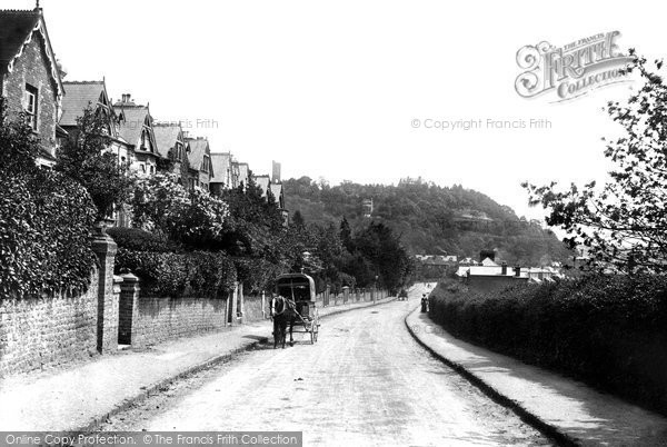 Godalming, Peperharow Road 1907