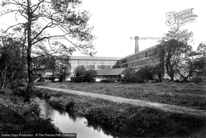 Godalming,Pullmans Mill 1910,Surrey