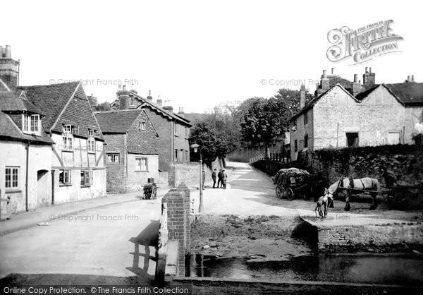 Godalming,Mill Lane 1910,Surrey