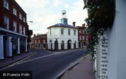 The Old Town Hall c.1980, Godalming