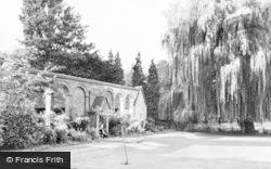 Godalming, The Park c.1955