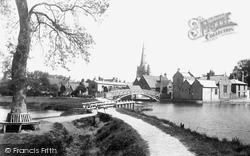 Godmanchester, Bridge 1901