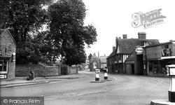 Godmanchester, Cambridge Street c.1955