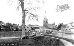 Godmanchester, Chinese Bridge 1898
