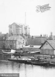 Godmanchester, Flour Mill 1898